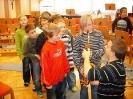 Besuch der Volksschule 2010